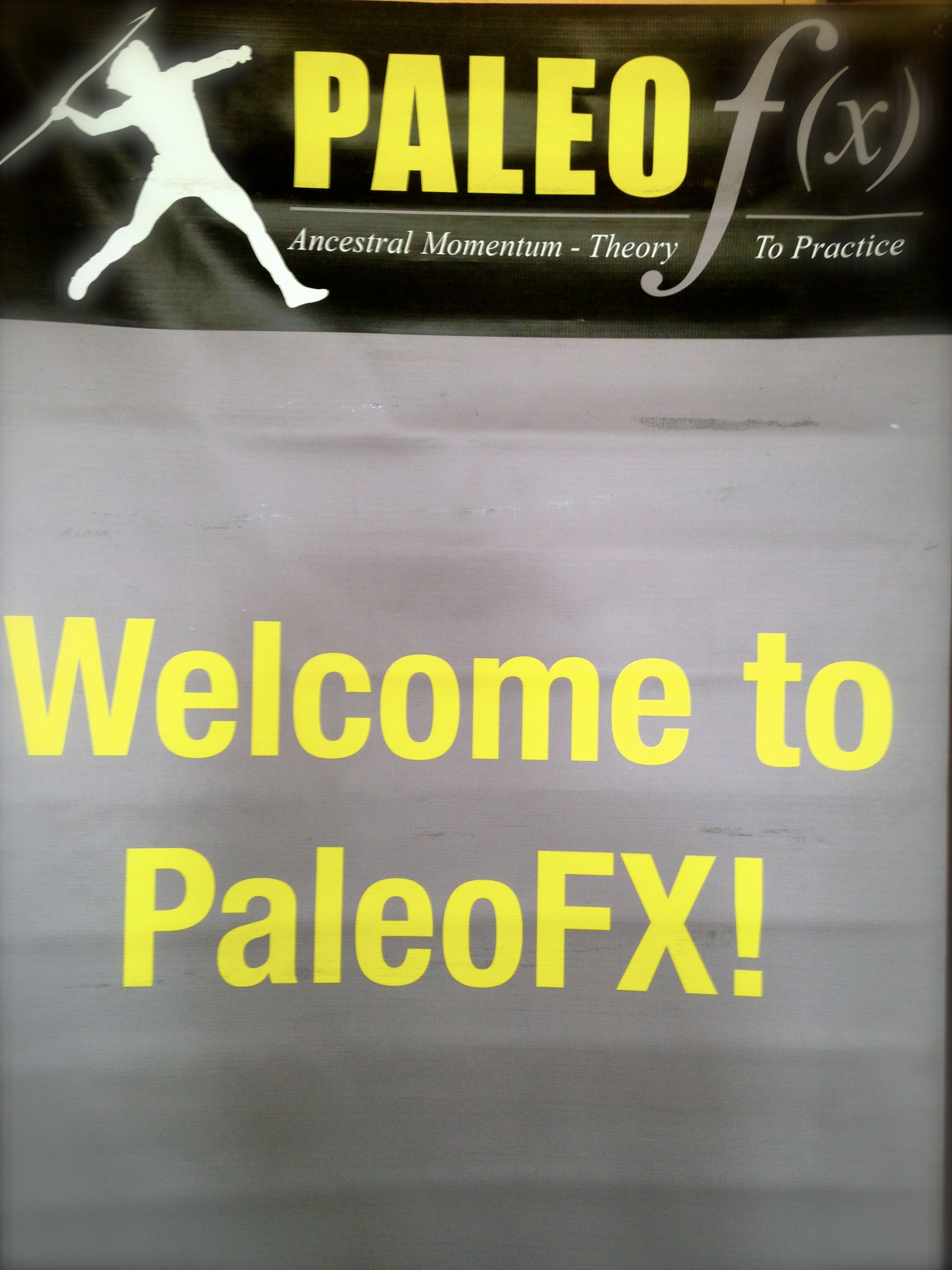 What is the Paleo movement? + (a weekend with my mentors at PaleoFX)