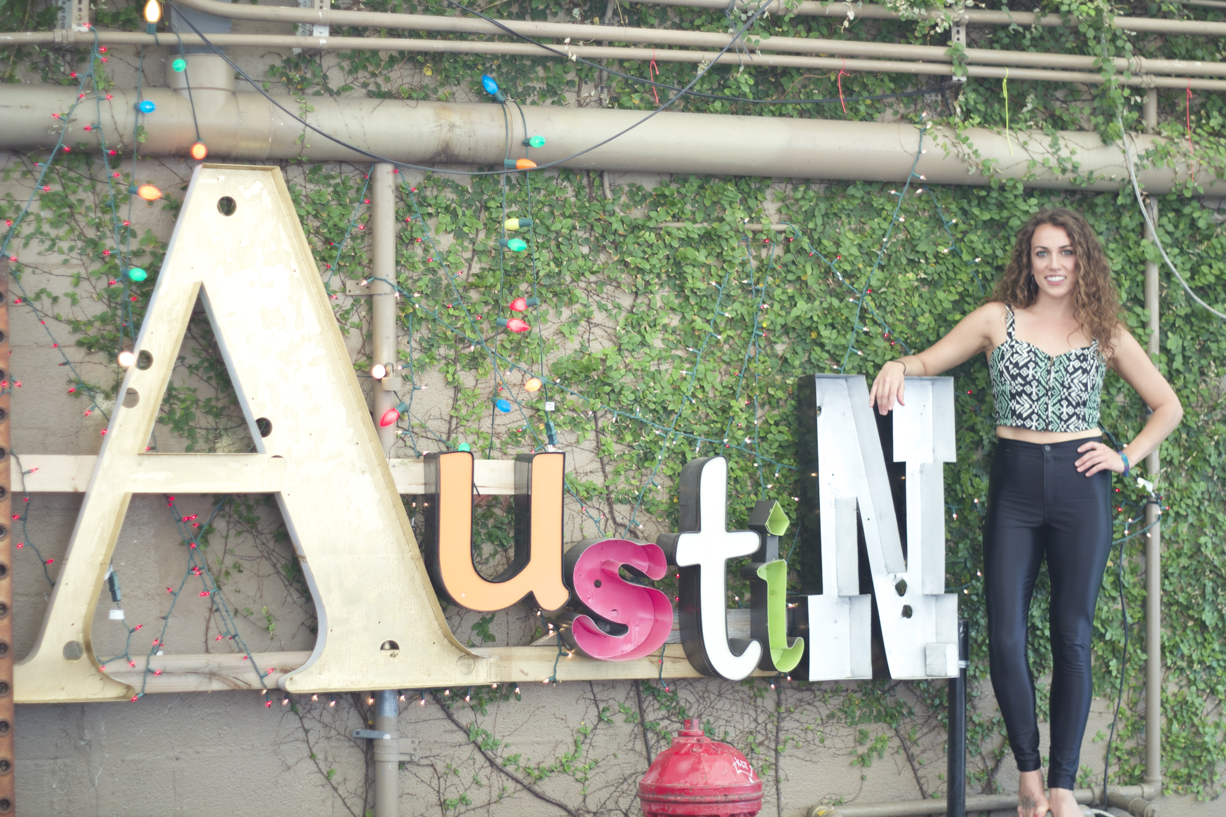Why I'm leaving Austin with a one-way flight to Costa Rica & what I'm taking with me.