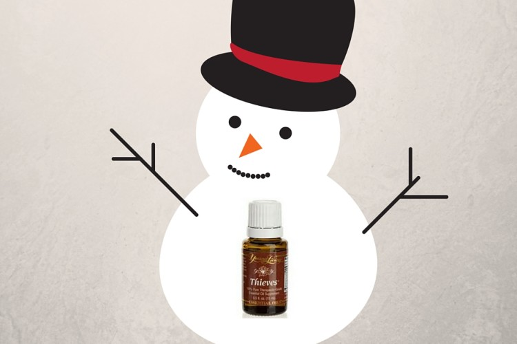 10 Essential Oils to Survive the Holidays!