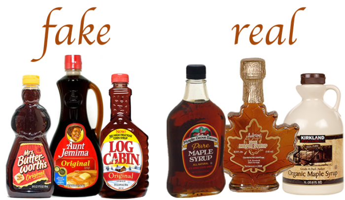 Real-vs-Fake-Maple-Syrup-700x405