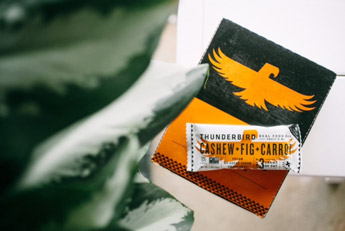Healthy Snack Essentials: Thunderbird Bars