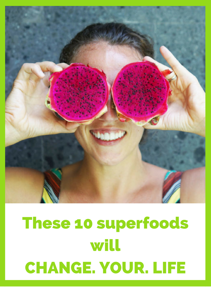 When I discovered superfoods my health and vitality drastically improved. Learn about them here!
