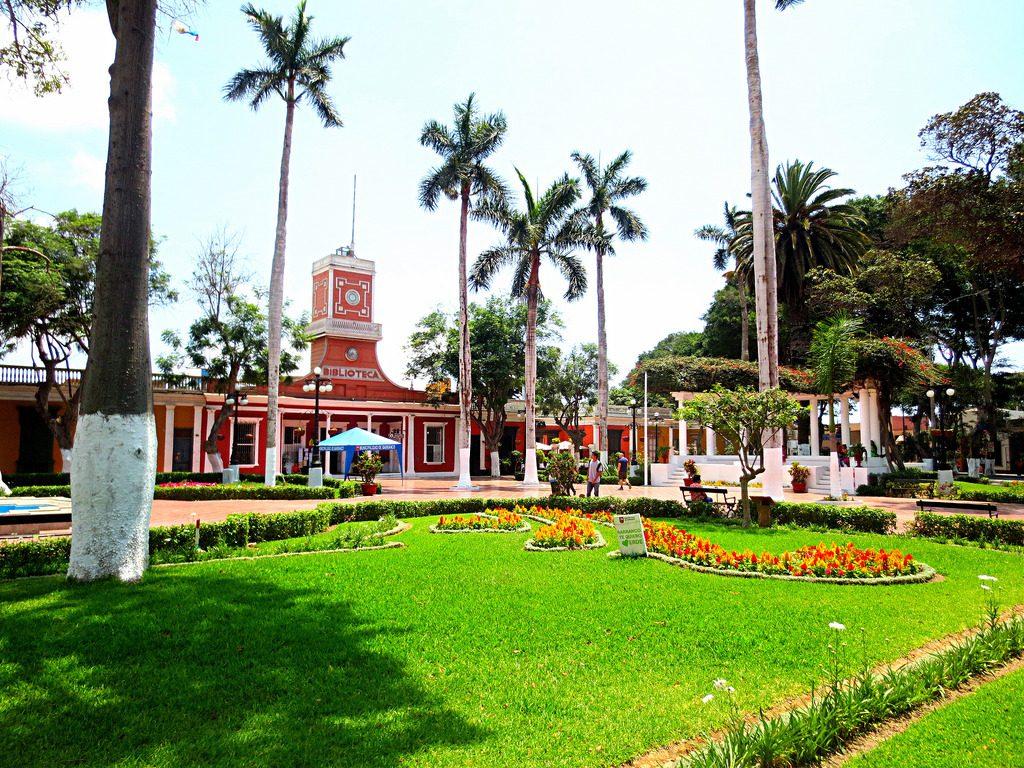 Barranco Lima, Peru